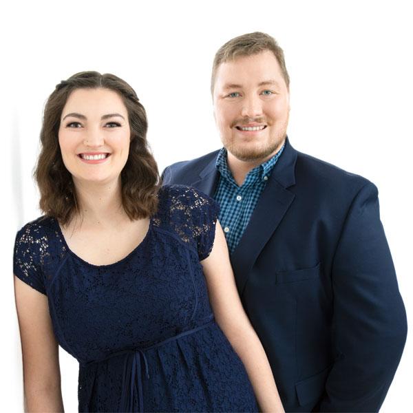 Bethany and Jacob Hemstreet, Realtors