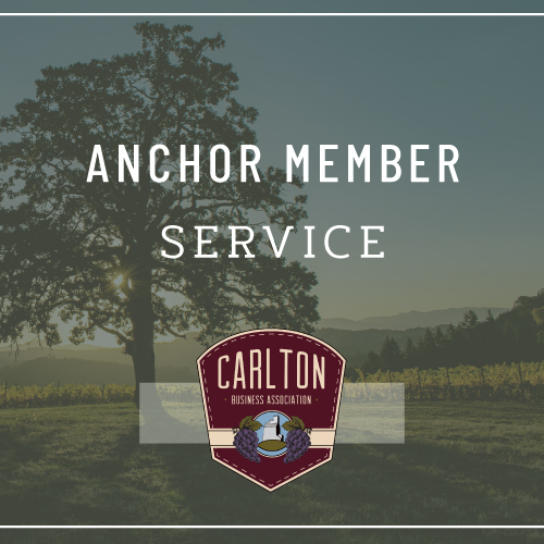 Anchor Member - Service • Carlton Business Association