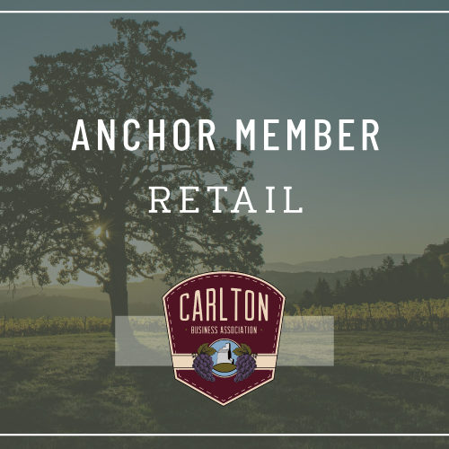 Anchor Member - Retail • Carlton Business Association