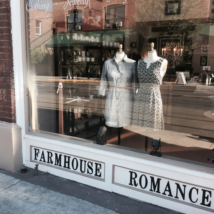 Farmhouse Romance Boutique Store