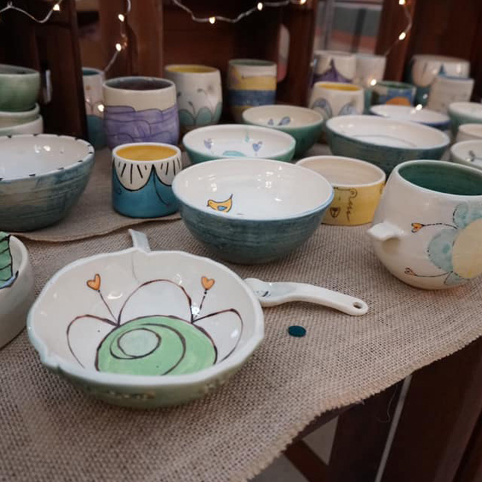 Barn Swallow Artists Ceramics