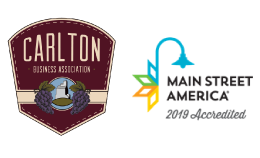 Carlton Business Association • Main Street Affiliate 2019