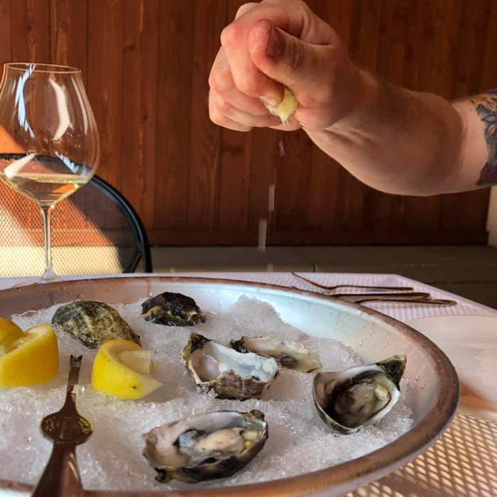 Earth & Sea Restaurant - Carlton, Oregon