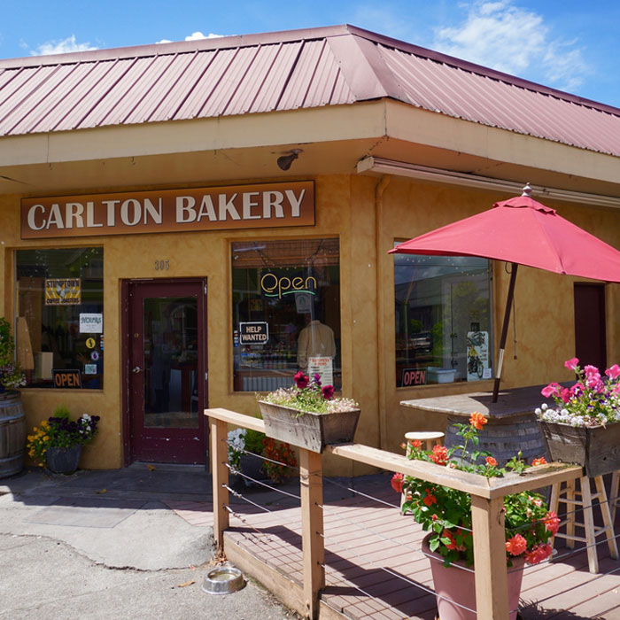 Carlton Bakery Oregon