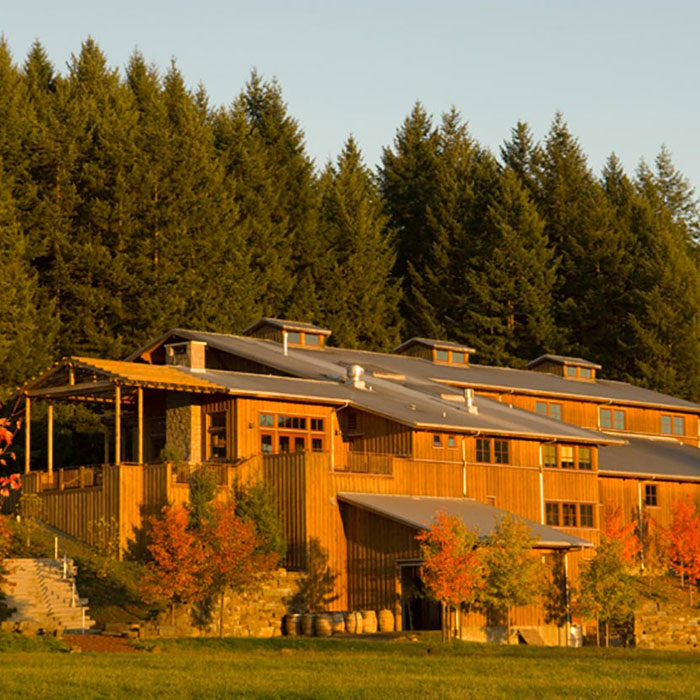 Lemelson Vineyards Carlton, Oregon