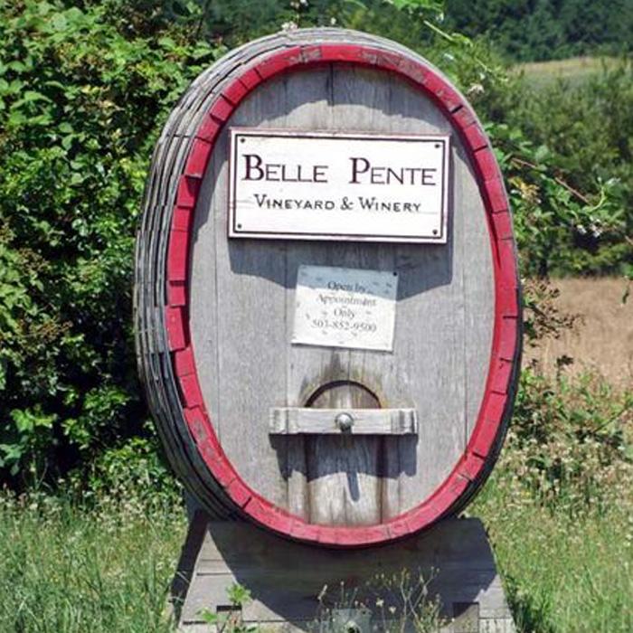 Belle Pente Winery Carlton Oregon