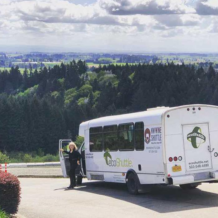 Northwest Wine Shuttle Carlton, Oregon