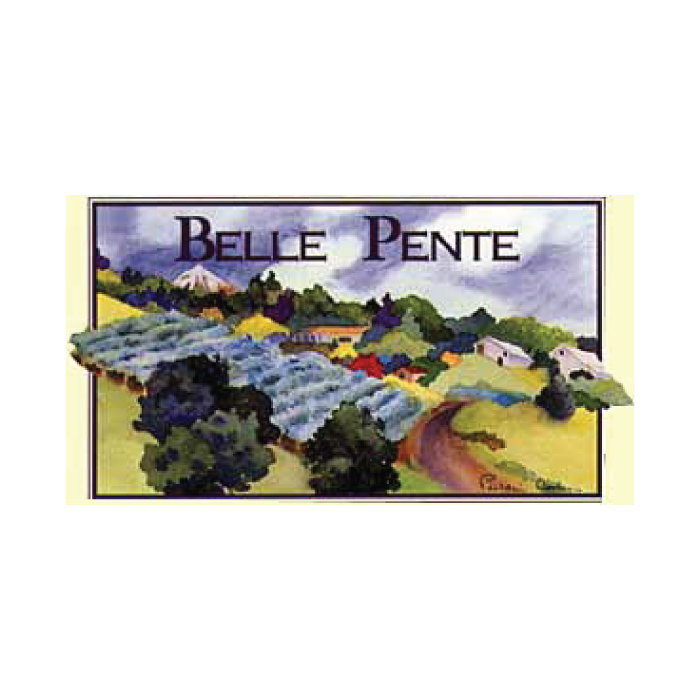 Belle Pente Vineyard and Winery - Carlton, Oregon