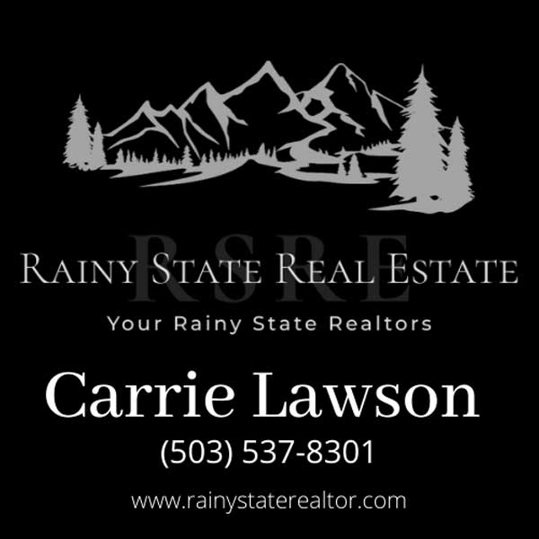 Carrie Lawson, Rainy State Realtor