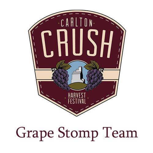 Carlton Crush Harvest Festival - Grape Stomp Team