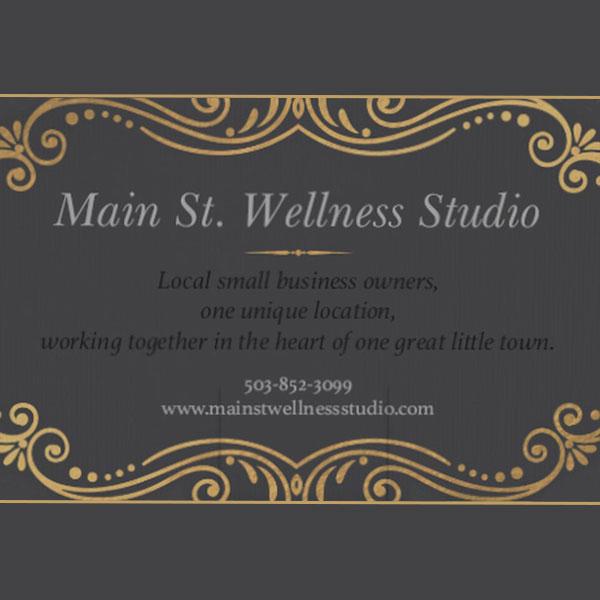 Main St. Wellness Studio • Carlton Business Association
